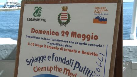 """Domenica 29 maggio """"Spiagge e fondali puliti"""""""