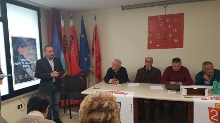 Spi Cgil BAT, Felice Pelagio nuovo segretario generale