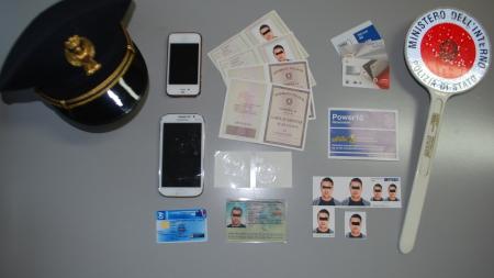 21enne rumeno con documenti falsi arrestato ad Andria
