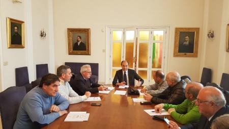 Appalti pubblici e relazioni sindacali, la Cgil Bat incontra il presidente della provincia Giorgino