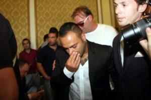 Estorsione aggravata, Fabrizio Miccoli condannato a 3 anni e 6 mesi