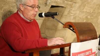 Deleonardis, 25 aprile: «Il lavoro rende liberi»