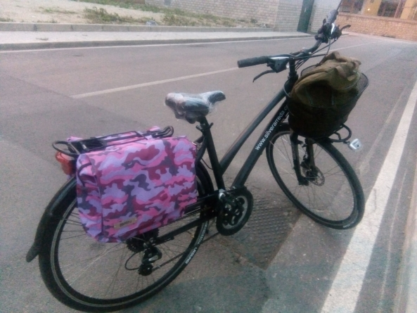 Aveva raggiunto Capo Nord in bicicletta poi oggetto di furto: ritrovata ad Andria