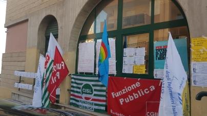 Infermieri Asl Bat, sit-in davanti alla Prefettura di Barletta