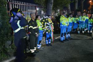 Misericordie dai Vigili del fuoco al comando provinviciale della BAT (15)