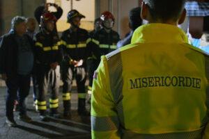 Misericordie dai Vigili del fuoco al comando provinviciale della BAT (19)