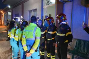 Misericordie dai Vigili del fuoco al comando provinviciale della BAT (2)