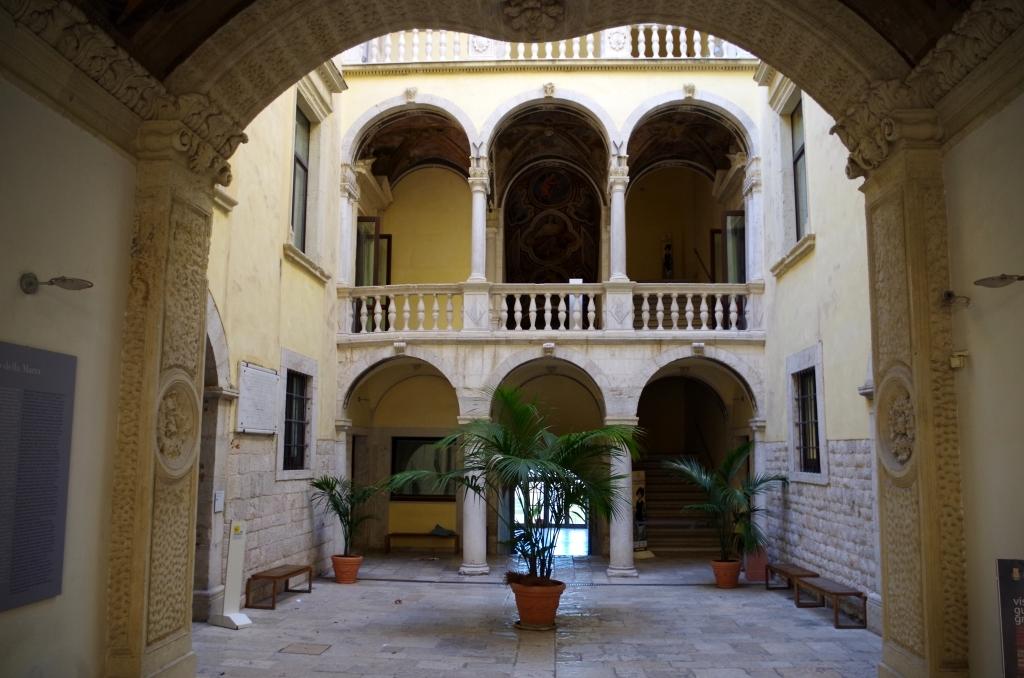 BARLETTA Pinacoteca De Nittis