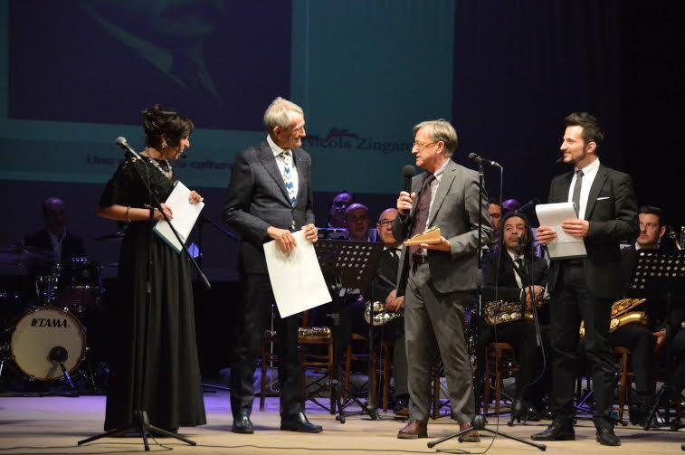 Vittorio Coletti, premio Zingarelli