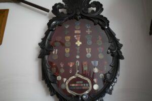 decorazioni di guerra di Angelo Doronzo