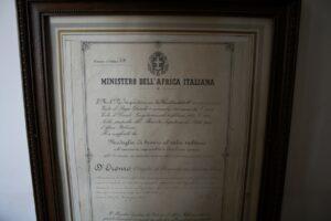 Medaglia di bronzo di Angelo Doronzo