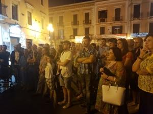 Movimento 5 Stelle Barletta, la piazza
